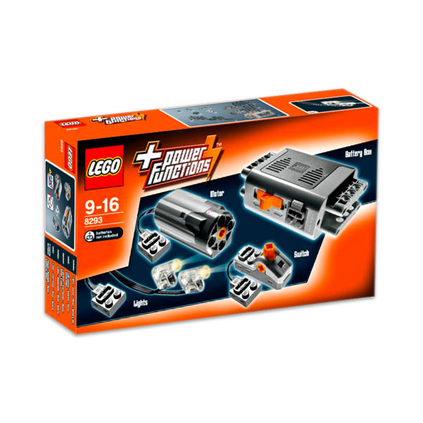 LEGO LEGO TECHNIC: Power functions motor készlet 8293
