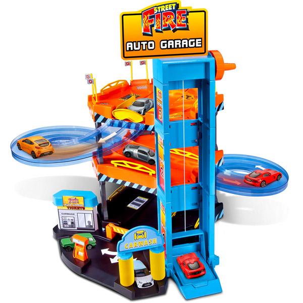 BBurago Bburago  autó garázs 1 43 - Játék webáruház   online játék webshop  - iWay Játékbolt 53d835572d