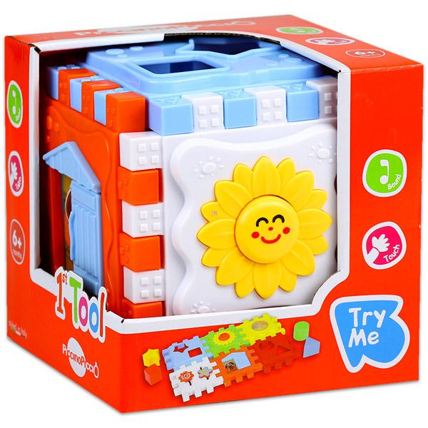 Bontempi Bébi kirakó kocka - Játék webáruház   online játék webshop - iWay  Játékbolt d30a779e9c