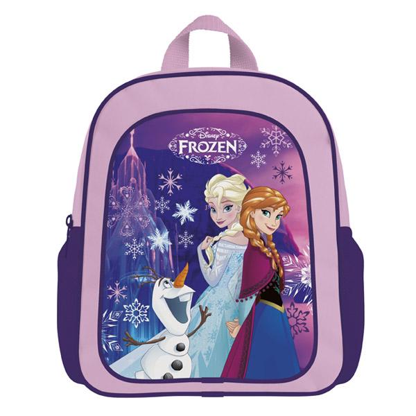 7d9c9db8167a Karton PP Disney hercegnők: Jégvarázs ovis hátizsák – lila-rózsaszín ...