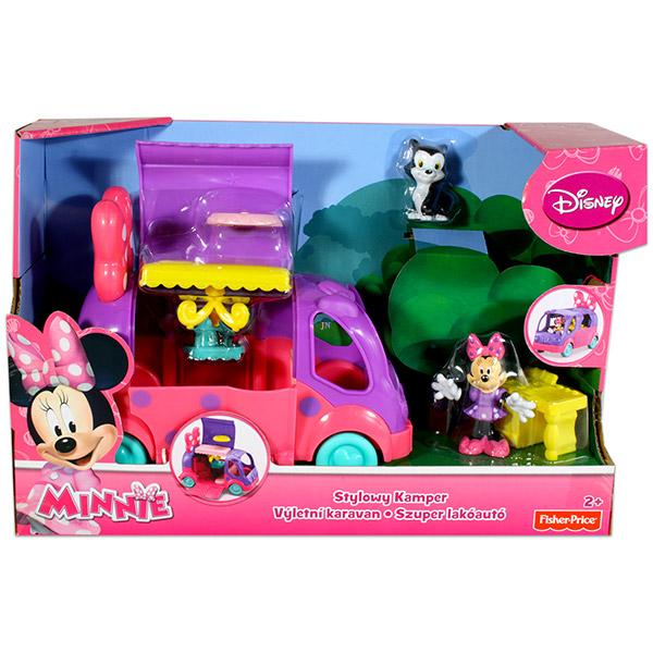 Mattel Divatos Minnie egér  deluxe jármű szett - Szuper lakóautó ... 8a238d4bbd