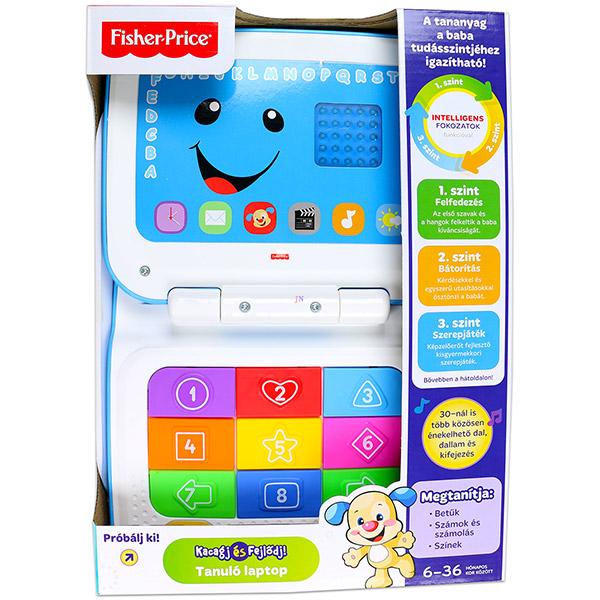 Fisher-Price Fisher-Price: Tanuló laptop
