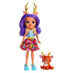 Mattel Enchantimals: Danessa Deer figura