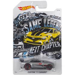 Mattel Hot Wheels Premium: Custom 11 Camaro kisautó