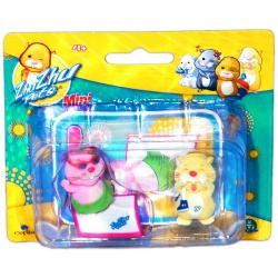 Modell-Hobby Zhu Zhu Pets - mini Jilly és Pipsqueak