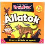 The Green Board Game BrainBox: Állatok társasjáték