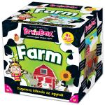 The Green Board Game Brainbox - Farm