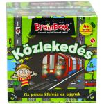 The Green Board Game Brainbox - Közlekedés