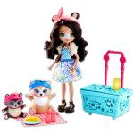 Mattel EnchanTimals: piknik a pracliknak