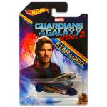 Mattel Hot Wheels A Galaxis Őrzői 2. évad kisautók: Sling Shot Star-Lord