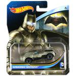 Mattel Hot Wheels DC karakter kisautók: Armored Batman