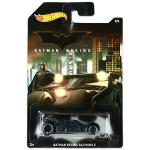 Mattel Hot Wheels: Batman kisautók - Batman Begins Batmobile