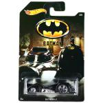 Mattel Hot Wheels: Batman kisautók - Batmobile