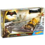 Mattel Hot Wheels: Batman vs Superman: Batman drótkötélpályás kilövő