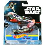 Mattel Hot Wheels Star Wars: Carship - Boba Fett Slave I kisautója