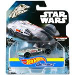Mattel Hot Wheels Star Wars: Carship - Star Wars Millenium Falcon kisautó