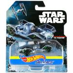 Mattel Hot Wheels Star Wars: Carship - Tie Fighter kisautó