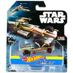 Mattel Hot Wheels Star Wars: Carship - X-wing Fighter kisautó