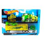 Mattel Hot Wheels City: Rig Dog aut?sz?ll?t? kamion versenyaut?val