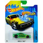 Mattel Hot Wheels City: színváltós Muscle Tone kisautó 3