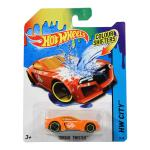 Mattel Hot Wheels City: színváltós Torque Twister kisautó