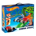 Ismeretlen Hot Wheels: Cobra Speed p?lyaszett