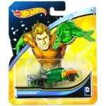 Mattel Hot Wheels DC karakter kisautók: Aquaman