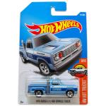 Mattel Hot Wheels Hot Trucks: 1978 Dodge Lil Red Express Truck kisautó