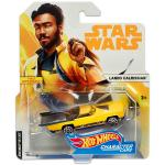 Mattel Hot Wheels: Star Wars karakter kisautók - Lando Calrissian