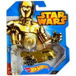 Mattel Hot Wheels: Star Wars kisautók - C-3PO
