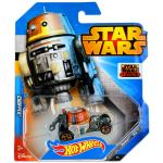 Mattel Hot Wheels: Star Wars kisautók - Chopper