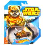 Mattel Hot Wheels: Star Wars - Wicket