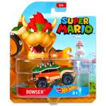 Mattel Hot Wheels Super Mario: Bowser kisautó