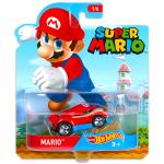 Mattel Hot Wheels Super Mario: Mario kisautó