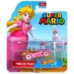 Mattel Hot Wheels Super Mario: Princess Peach kisautó