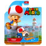 Mattel Hot Wheels Super Mario: Toad kisautó