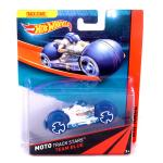 Mattel Hot Wheels Race: Team Blue motorversenyző