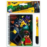 Modell-Hobby LEGO Batman Movie: mini napló zselés tollal
