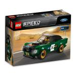 Lego Magyarország Kft. LEGO Speed Champions: 1968 Ford Mustang Fastback 75884
