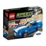 LEGO LEGO SPEED CHAMPIONS: Ford Mustang GT 75871