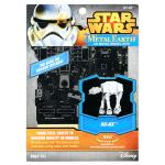 Fascinations Metal Earth Star Wars: 3D fém modell - AT-AT lépegető