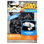 Fascinations Metal Earth Star Wars: 3D fém modell - Millenium Falcon űrrepülő