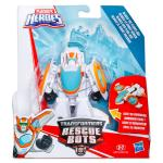 HASBRO Playskool Heroes: Transformers Blades the Flight-Bot figura - 12 cm, fehér