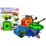 TM Toys Pocket Morphers: 0 Jeep figura