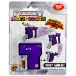 TM Toys Pocket Morphers: 7 rakéta silo figura