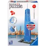 TM Toys Ravensburger: az új World Trade Center 216 darabos 3D puzzle