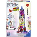 TM Toys Ravensburger: Empire State Building pop art edition 216 darabos 3D puzzle