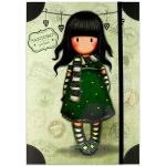 Lizzy Card Santoro-Gorjuss: The Scarf Vacation gumis mappa - A5