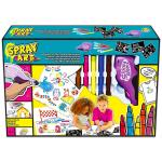 Cobi Toys Spray Art: deluxe csomag