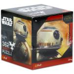 Trefl Star Wars: BB-8 nano puzzle - 362 db